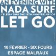 Concert NADA SURF à SIX-FOURS-LES-PLAGES @ Espace Culturel André Malraux - Billets & Places