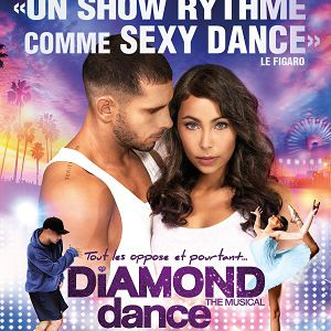 DIAMOND DANCE THE MUSICAL  @ AMPHITHEATRE CITE INTERNATIONALE - LYON