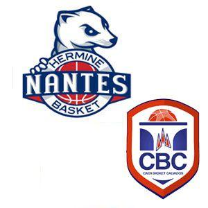 NANTES - CAEN @ Complexe Sportif Mangin Beaulieu - NANTES