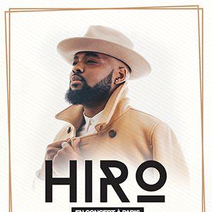 HIRO @ La Maroquinerie - PARIS