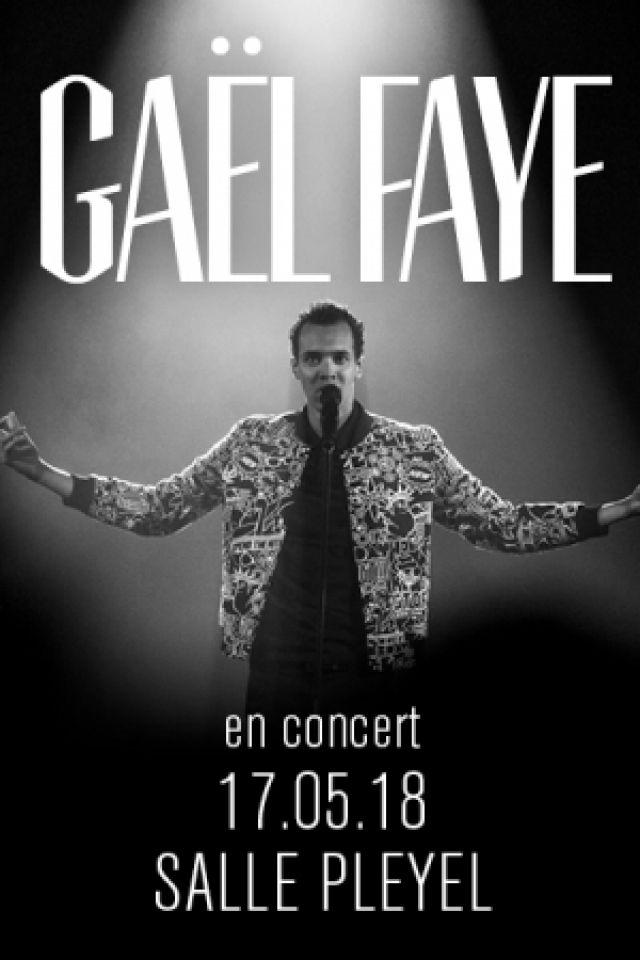 Concert GAEL FAYE à Paris @ Salle Pleyel - Billets & Places