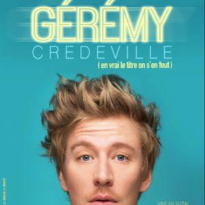 Gérémy Crédeville @ Le Splendid - Lille