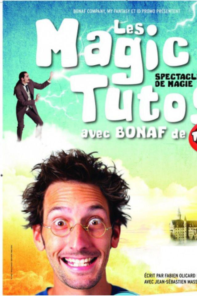 LES MAGIC TUTOS  @ Centre socio-culturel La Garance - SÉRIGNAN DU COMTAT