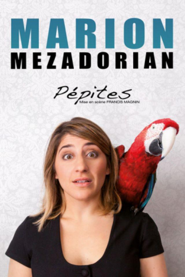 """MARION MEZADORIAN """"Pepites"""" @ Le Vallon - MAUVES SUR LOIRE"""
