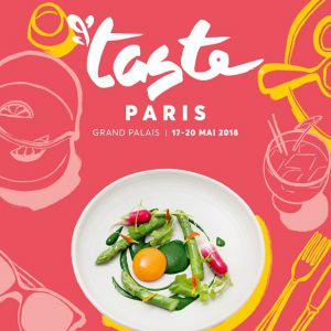 TASTE OF PARIS 2018 - LE FESTIVAL DES CHEFS - SESSION JOURNÉE @ GRAND PALAIS - PARIS