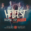 Concert HELLFEST : W4RM UP 7OUR 2K19