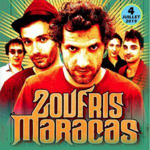 Zoufris Maracas / Mme Oleson