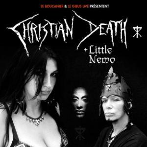 Christian Death + Little Nemo