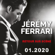 Spectacle JÉRÉMY FERRARI