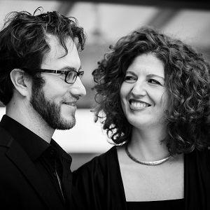 """Lea CASTRO & Antoine DELPRAT """"Fall""""  @ Sunside - Paris"""