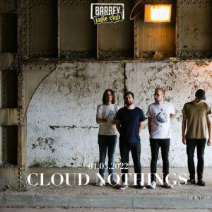 Barbey Indie Club: Cloud Nothings + Invité