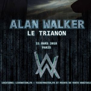 ALAN WALKER @ Le Trianon - Paris