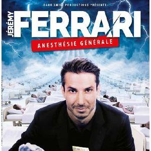 Jeremy Ferrari - Anesthésie Générale