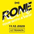 Concert RONE à Paris @ Le Trianon - Billets & Places