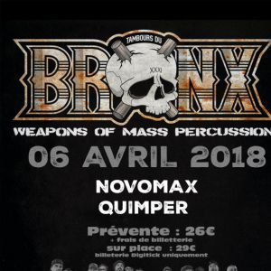 Tambours Du Bronx Weapons Of Mass Percussion