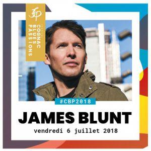 James Blunt + programmation à venir