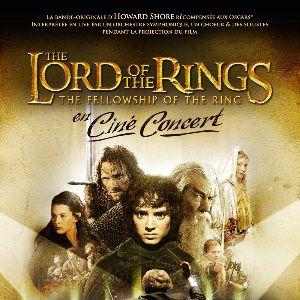 Le Seigneur Des Anneaux En Cine-Concert