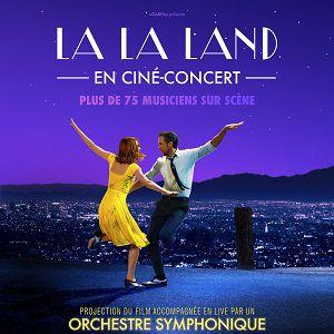 LA LA LAND EN CINE-CONCERT @ Zénith Arena  - LILLE