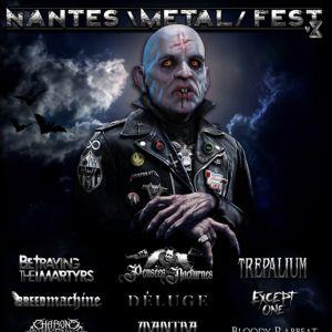 Nantes Metal Fest 2019 - V8 - Vendredi 6 Decembre