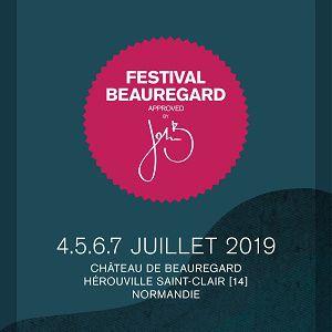 Festival Beauregard 2019 - Pass 1 Jour