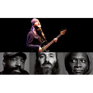 "Bill Laswell's Method Of Defiance / Jamie Saft ""New Zion"" Trio"