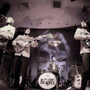 THE LOVE BEATLES @ Salle des Fêtes  - Vandoeuvre les Nancy