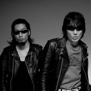 Guitare Wolf ( Japan Power Rock - Garage Trio )