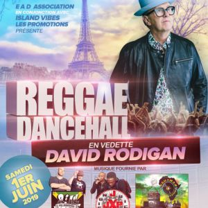 Reggae Dancehall Feat. David Rodigan