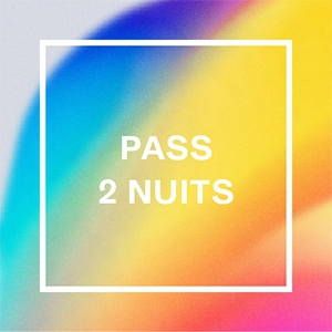 THE PEACOCK SOCIETY FESTIVAL 2017 - PASS 2 NUITS @ Parc Floral - PARIS