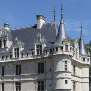 Château d'Azay-le-Rideau @ Azay-le-Rideau - AZAY LE RIDEAU