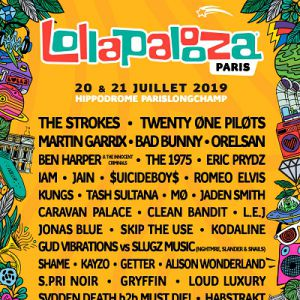 Lollapalooza Paris - Pass 1 Jour Dimanche