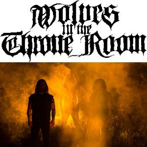 Billets WOLVES IN THE THRONE ROOM + Guest - La Laiterie - Club