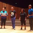 Concert La chorale de Namibie