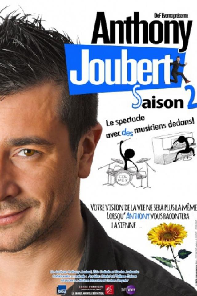 ANTHONY JOUBERT @ LE SILO - MARSEILLE