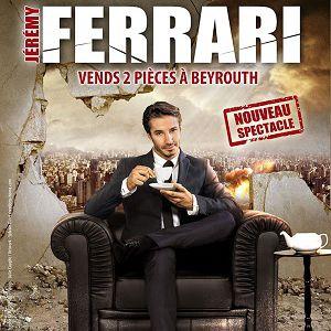 JEREMY FERRARI @ Le Vinci - Auditorium François 1er - Tours