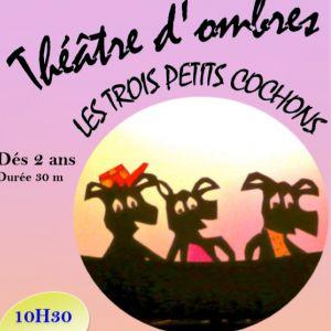 Les Trois Petits Cochons @ Théâtre des Grands Enfants - Petit Théâtre - CUGNAUX
