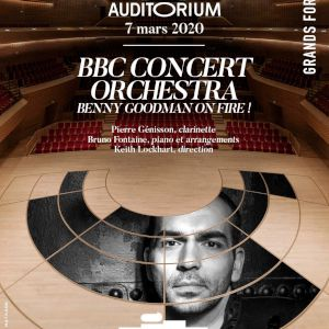 Bbc Concert Orchestra - Benny Good Man On Fire