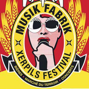MUSIK FABRIK XERPILS FESTIVAL @ SALLE POLYVALENTE DE XERTIGNY - XERTIGNY