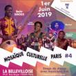 Concert MOSAÏQUE CULTURELLE