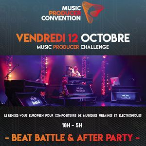Beat Battle Music Producer Challenge @ Deux Pièces Cuisine - Le Blanc-Mesnil