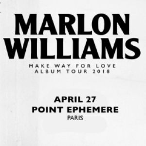 Marlon Williams + Delaney Davidson @ Point Ephémère - Paris