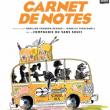 Spectacle CARNET DE NOTES