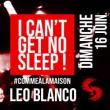Soirée I Can't Get No Sleep ! #10 Special Guest DJ Leo Blanco à PARIS @ Gibus Club - Billets & Places