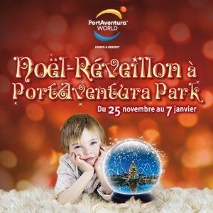 PORTAVENTURA PARK - 1 JOUR @ PortAventura - Tarragona