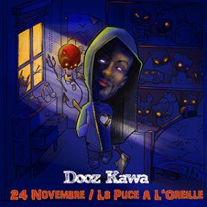 DOOZ KAWA @ La Puce a l'Oreille - RIOM