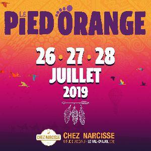 Festival Le Pied Orange 2019 - Pass 3 Jours