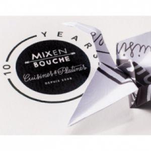 "Mix en Bouche 10 years "" Asie"" @ Café Borely - MARSEILLE"