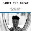 Concert SAMPA THE GREAT + SHKYD à PARIS @ Pop-Up! - Billets & Places