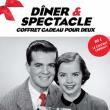 Théâtre COFFRET DINER & SPECTACLE