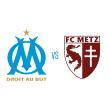 Match Olympique de Marseille - FC Metz